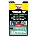 Nural 92 reparador plasticos color transparente 22ml