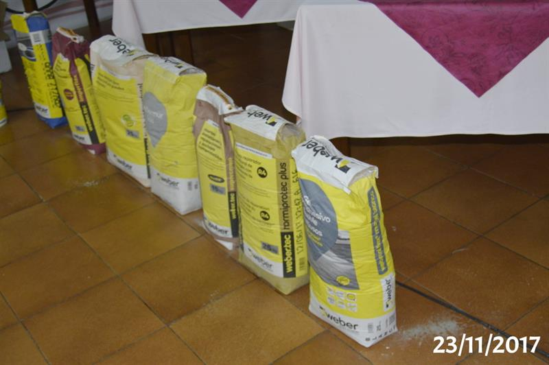 adhesivos Weber Colagel-Tixo Luis Hernandez Alvarez S.L. 3