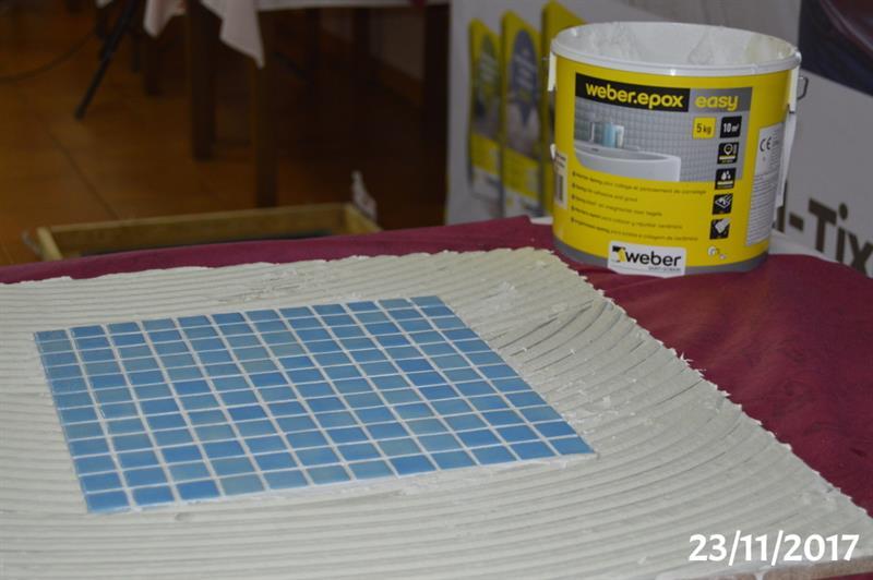 adhesivos Weber Colagel-Tixo Luis Hernandez Alvarez S.L. 7