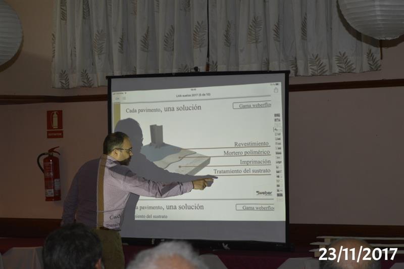 adhesivos Weber Colagel-Tixo Luis Hernandez Alvarez S.L. 8