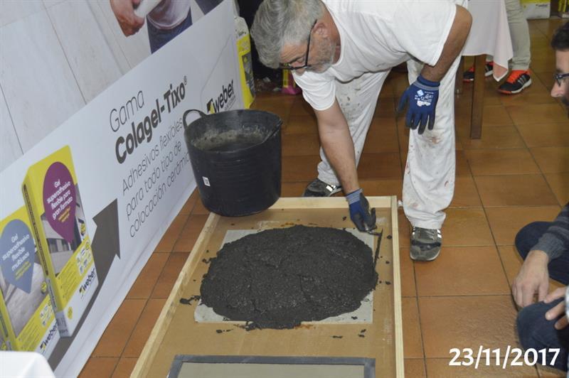 adhesivos Weber Colagel-Tixo Luis Hernandez Alvarez S.L. 13